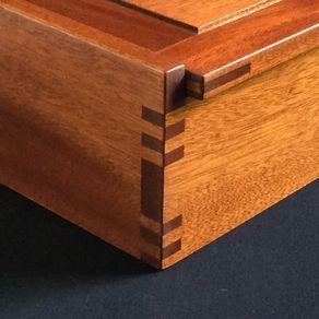 Small Wood Jewelry Box by David Klenk wood boxes Pinterest Box