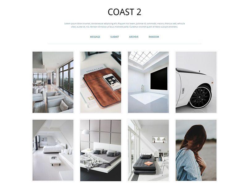 Coast - Good #Free #Tumblr #Theme - bestthemesfree.com - #design ...