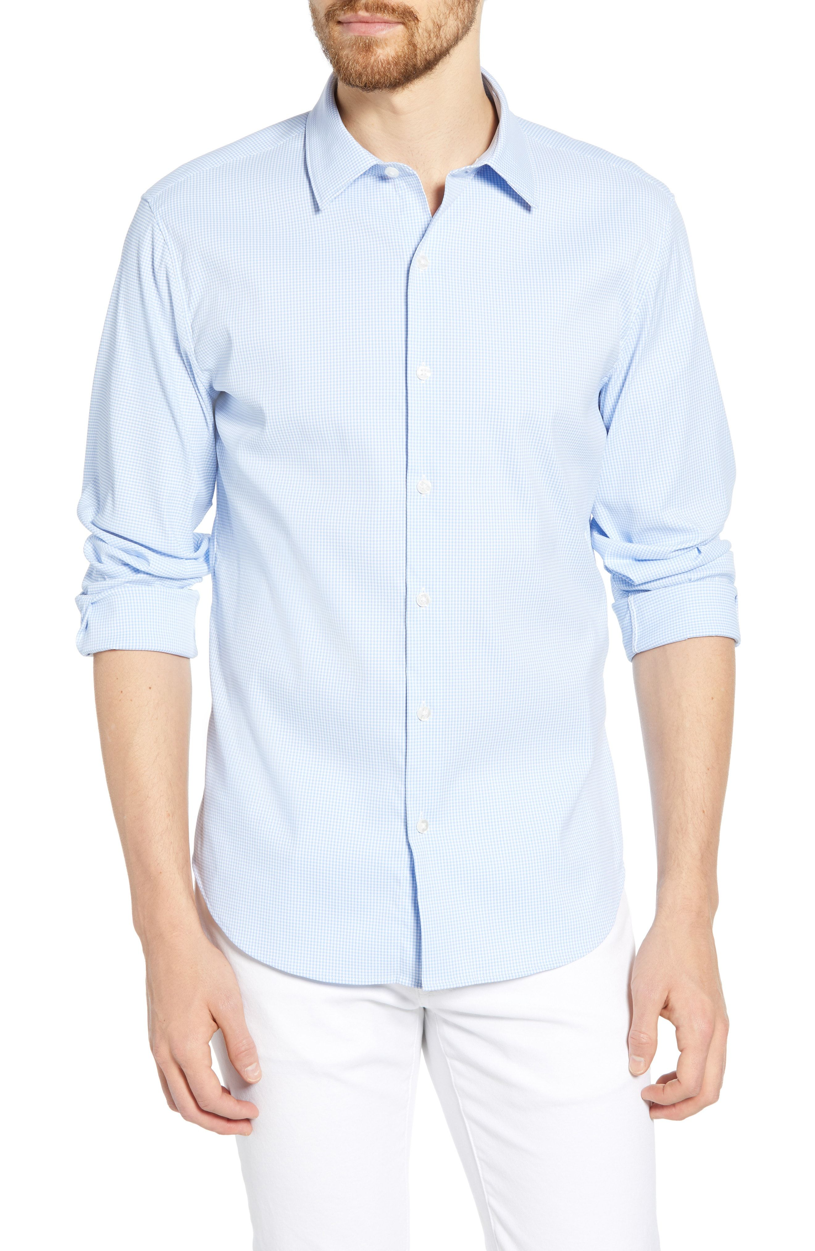 c68d0b73d2 BONOBOS SLIM FIT TECH SPORT SHIRT.  bonobos  cloth