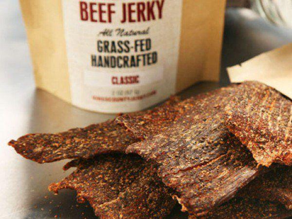 Naked Cow Jerky - Smoke ~ Beef Jerky Reviews