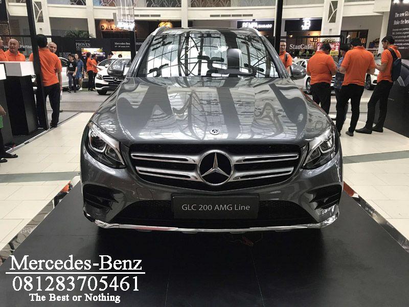 Mercedes Benz Dealer Dealer Mercedes Benz Jakarta Harga Mercedes Benz Glc 200 Amg Tahun 2018 Mercede