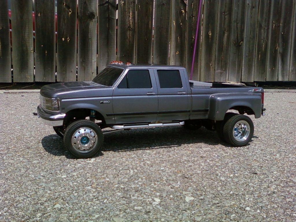 my custom ford dually 4x4 R/C Tech Forums Radio