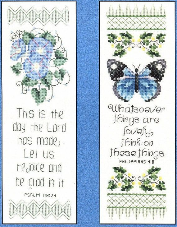 Image Result For Counted Cross Stitch Bookmark Patterns Free