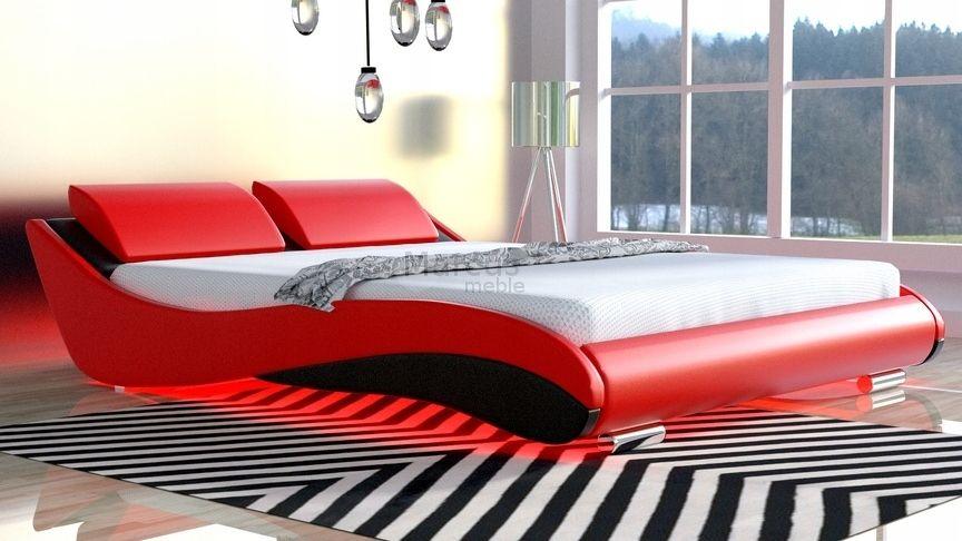 Promocja Stilo 2 Premium Rgb 160 X 200 Producent 8631612387 Oficjalne Archiwum Allegro Modern Bedroom Design Modern Bedroom Bedroom Design