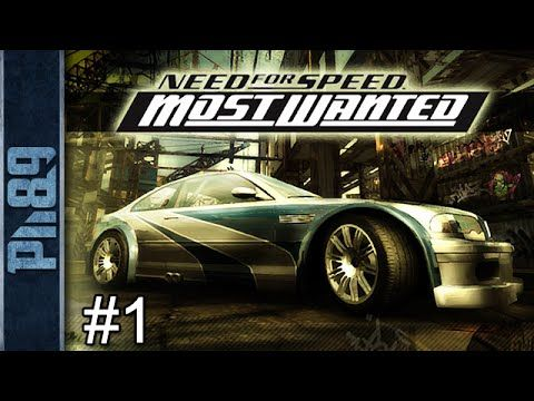Need For Speed Most Wanted Black Edition Gameplay Walkthrough Part 1 Introduction Pc Hd Need For Speed Car