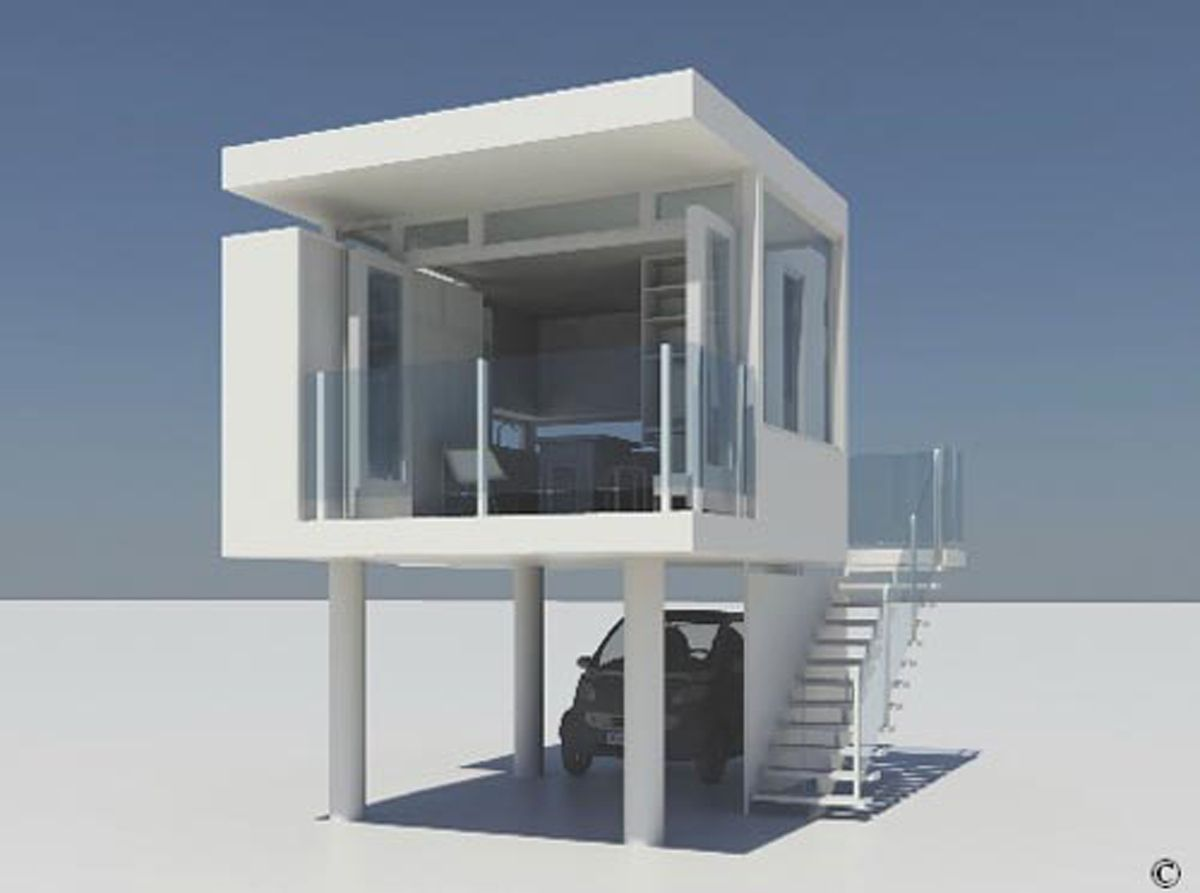 modern small home design home designs - Design For Small House