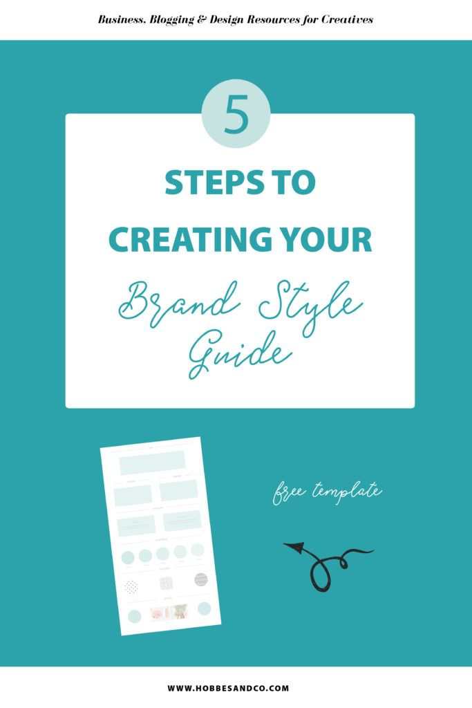 Want to know how to create your own brand style guide? It also comes ...
