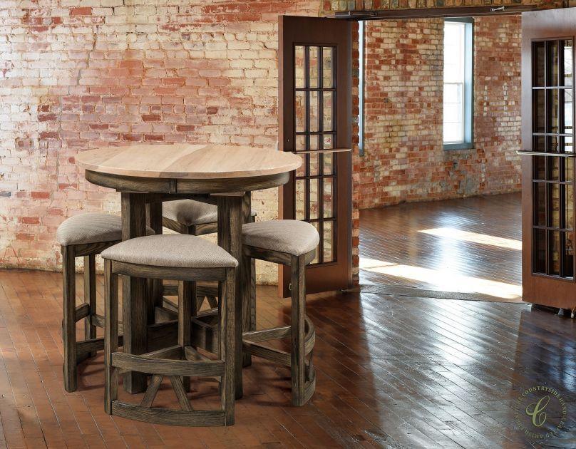 Elegant Wood Home Bar Furniture