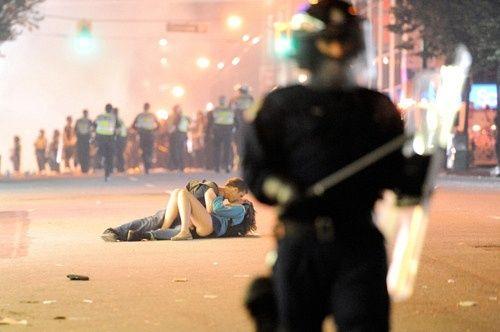 love among war. vancouver 2011