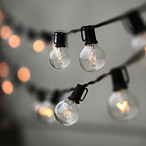 Light Bulbs On A String Brilliant Lampat String Lights Vintage Backyard Patio Lights With Decorating Design