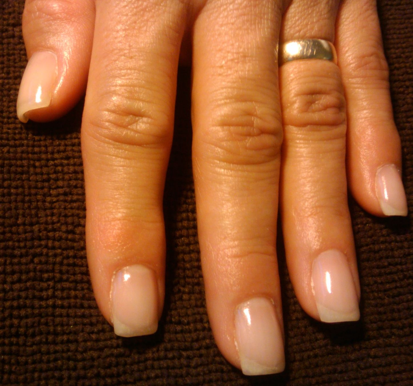 Let S Make Your Nails Pretty Danielle Natural Gel Overlay