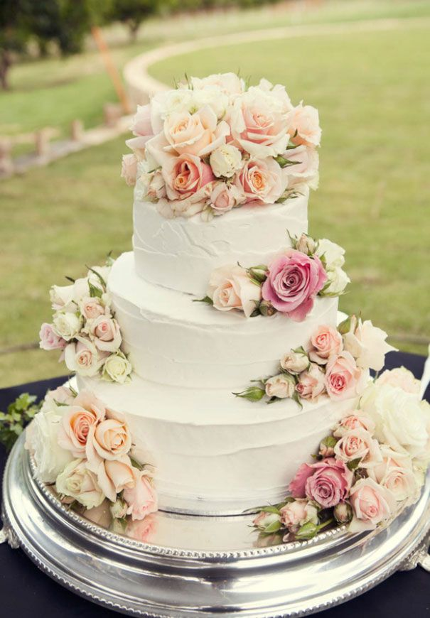 _ Bryllups kage!