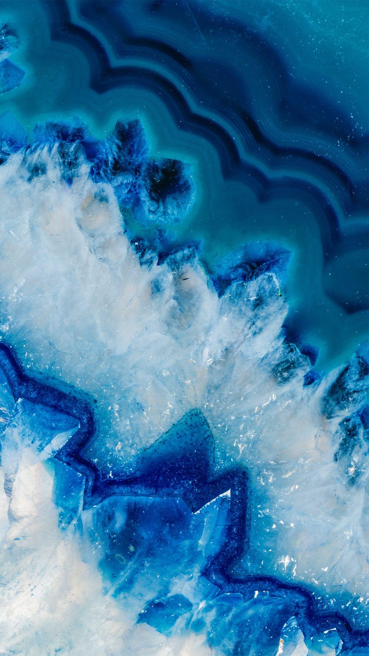 Lapidary Fossil Sfondi Blu Sfondi Iphone Sfondi Per Iphone