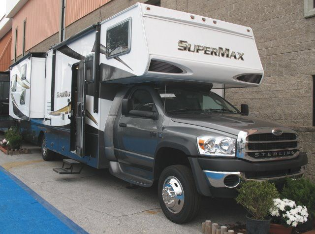 Supermax Built On A Ram 5500 Formerly Sterling And