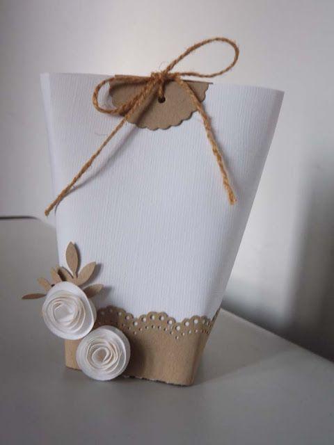 per bomboniere artesanias☆ Pinterest Bag, Wraps and Gift