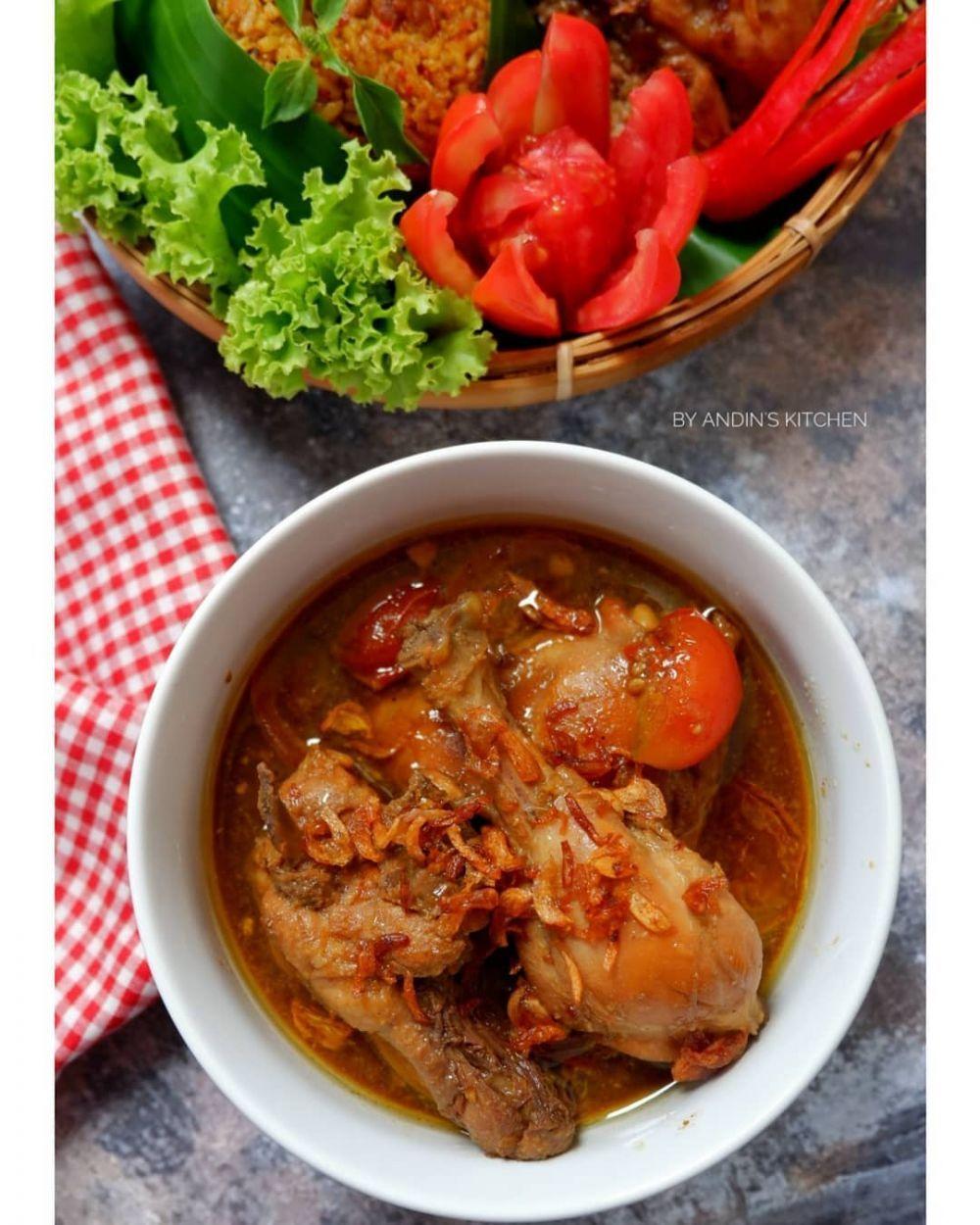 Resep Olahan Ayam Sederhana C 2020 Brilio Net Instagram Yulichia88 Instagram Novita Sari Masakan Asia Resep Resep Ayam