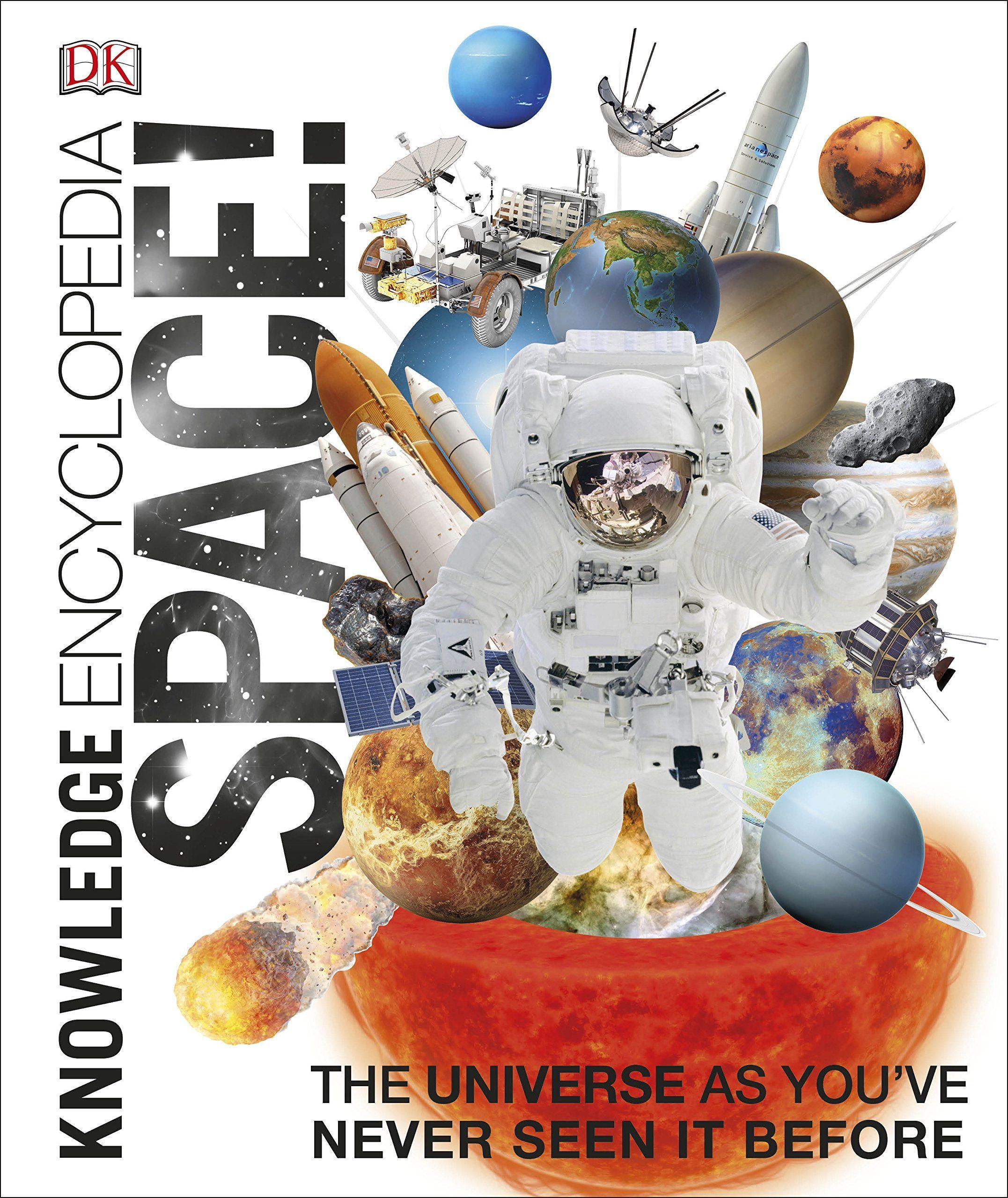 Knowledge Encyclopedia Space Amazon Dk