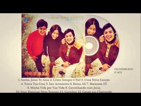 Trio Maranata   Sorria Cd Completo Louvores do Coração 1972