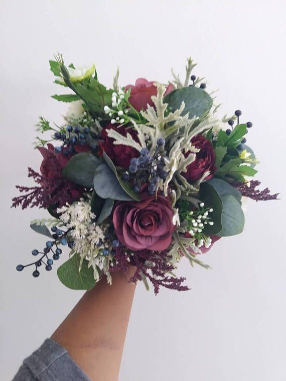 Bridal Bouquets Wedding Bouquet Wedding Flowers Artificial