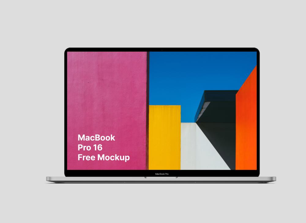 Free Macbook Pro 16 Mockup Macbook Mockup Free Macbook Pro Macbook Mockup Free