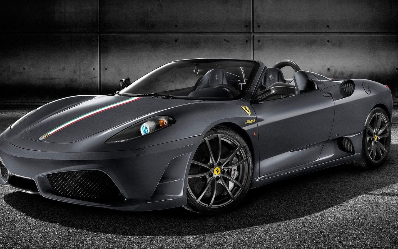 Black Ferrari Wallpaper For Mac #Ma5