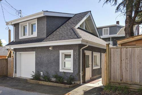 33 Lot 550sf 1br Den Garage Small House Design Small