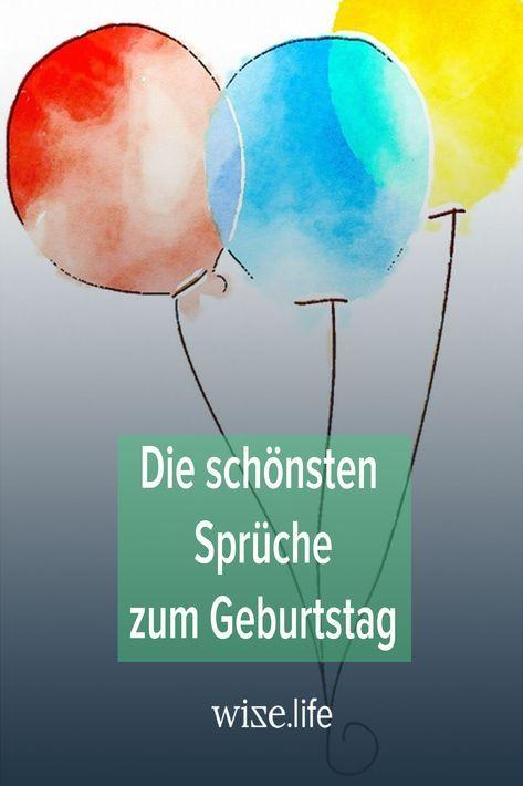 Geburtstagsspruche Geburtstags Wunsche Lustig Gluckwunsche Zum