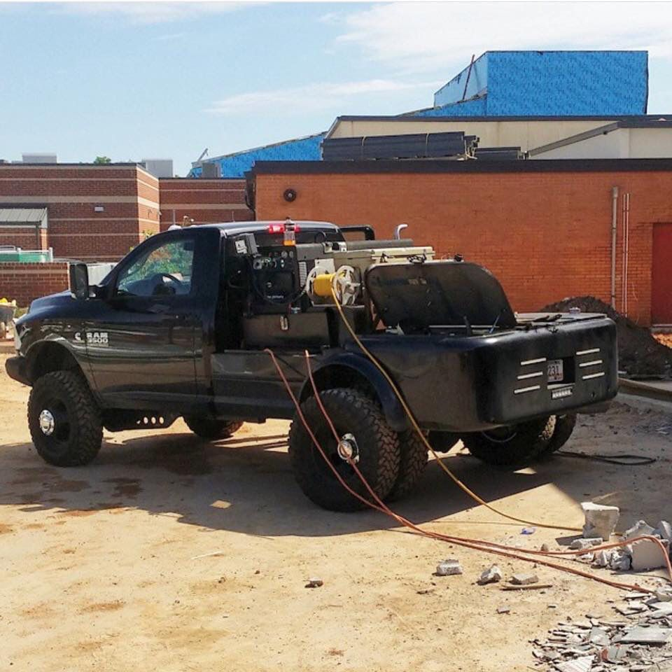 Cummins Welding Rig Welding rig, Welding rigs, Welding