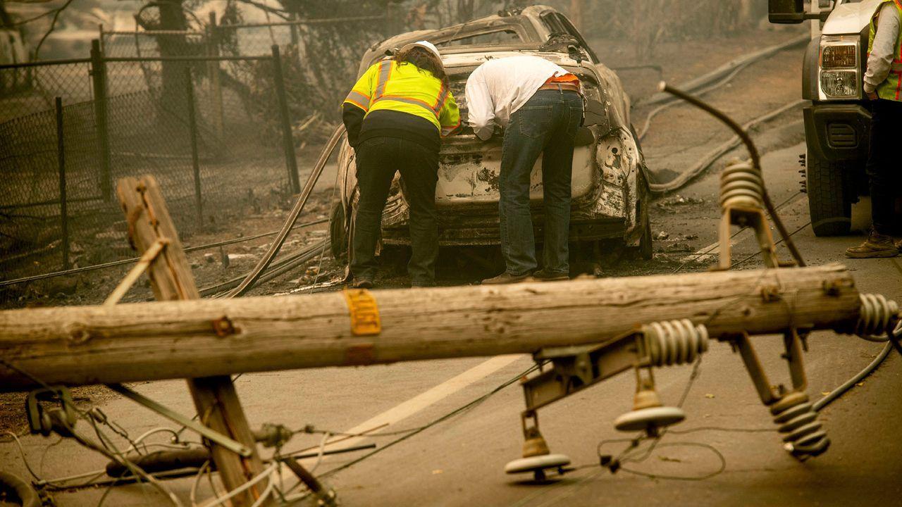 California utility company says weather didnt warrant
