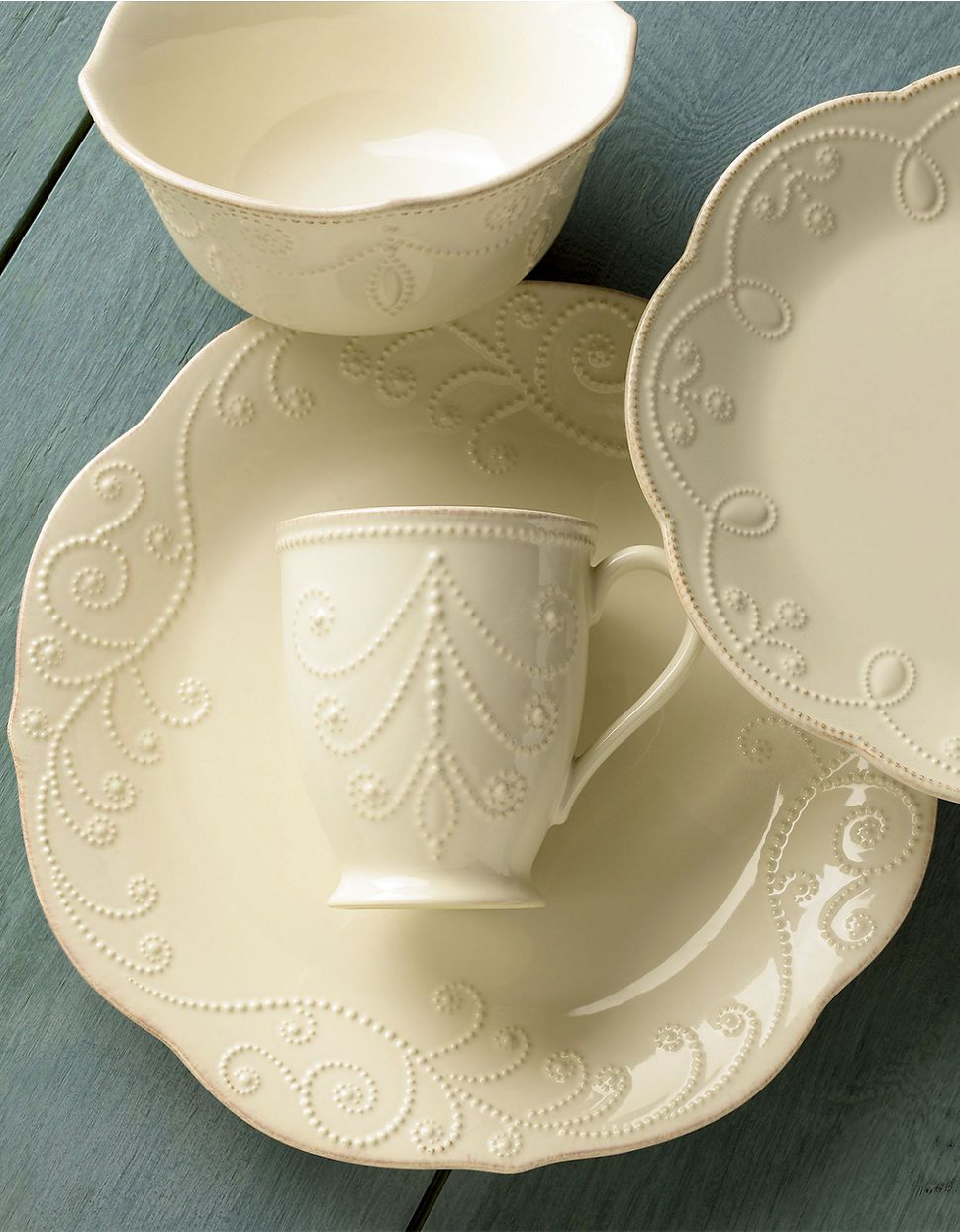 French Perle White Collection Hudson's Bay (With images