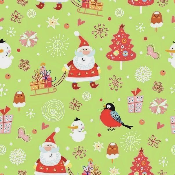 Papel navideño para imprimir ~ Mimundomanual | Ideas para el hogar ...