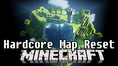 Hardcore Map Reset Mod Minecraft Mods - Maps fur minecraft 1 10