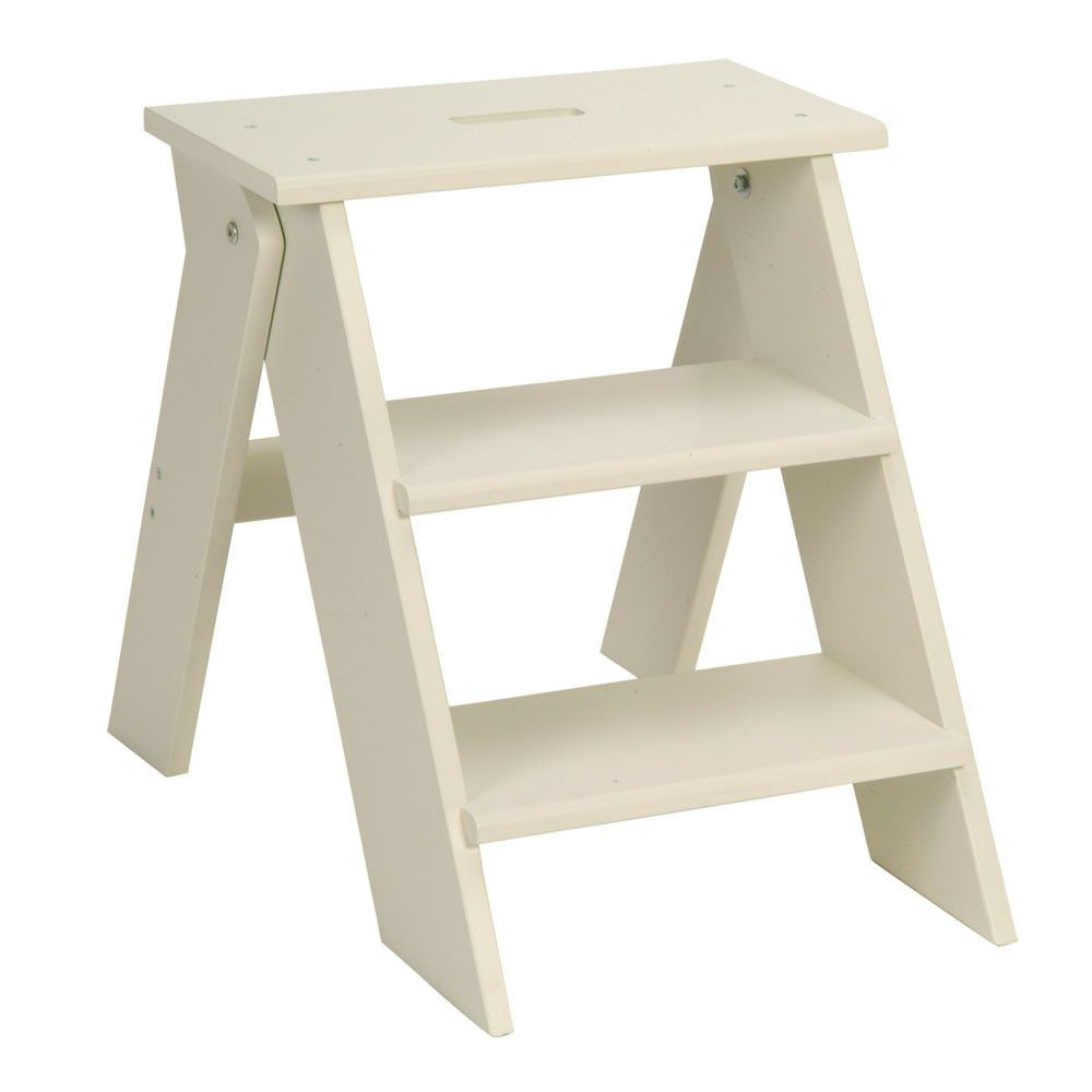 Nice White Step Stool For Bedroom   Interior Bedroom Design Furniture Check More  At Http:/