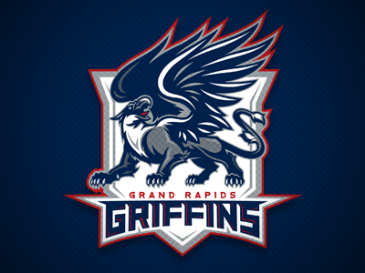 grand rapids griffins concept | sports logos, logos and logo ideas