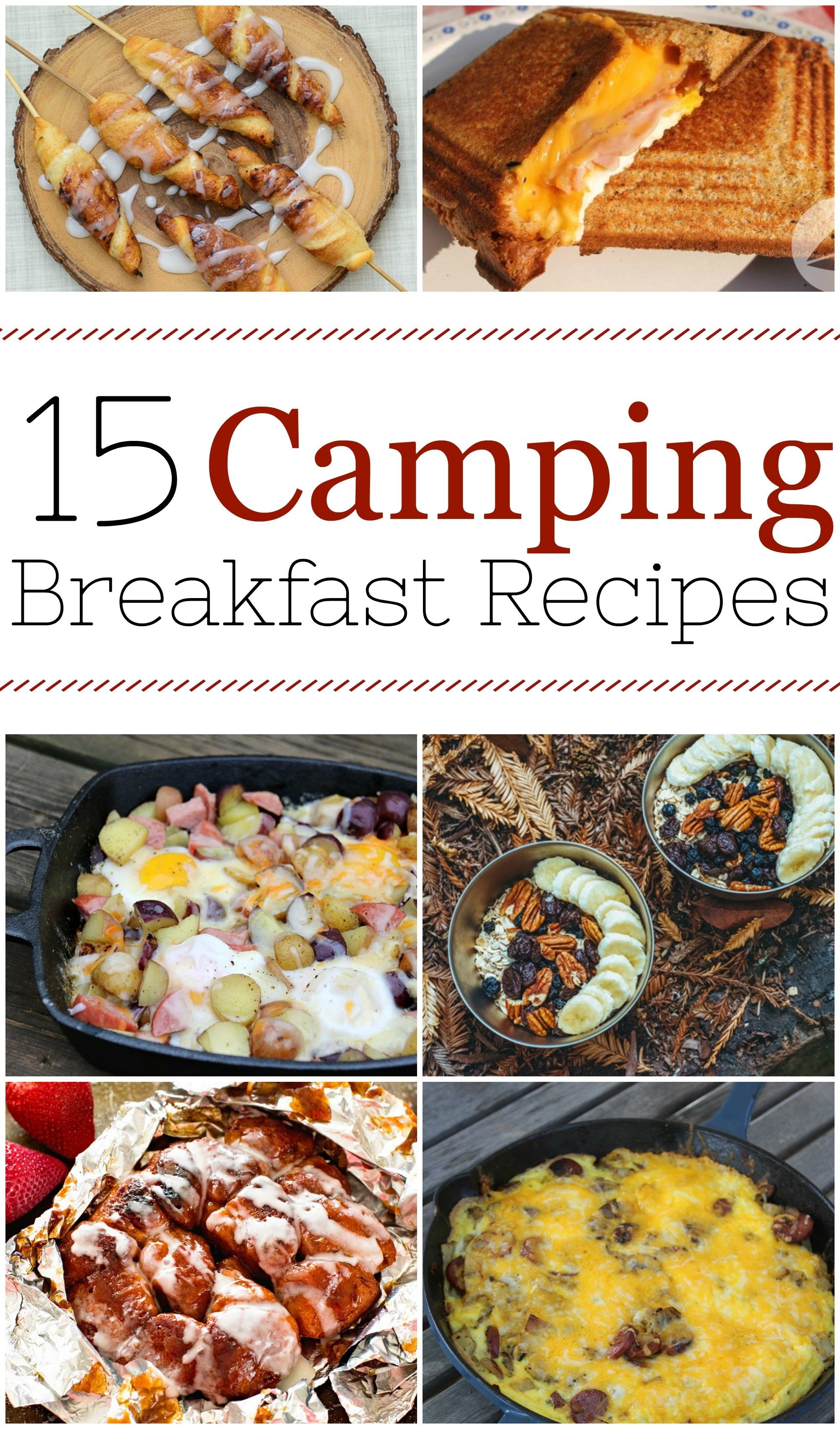 Here Are 15 Easy Camping Breakfast Ideas For Your Next Trip