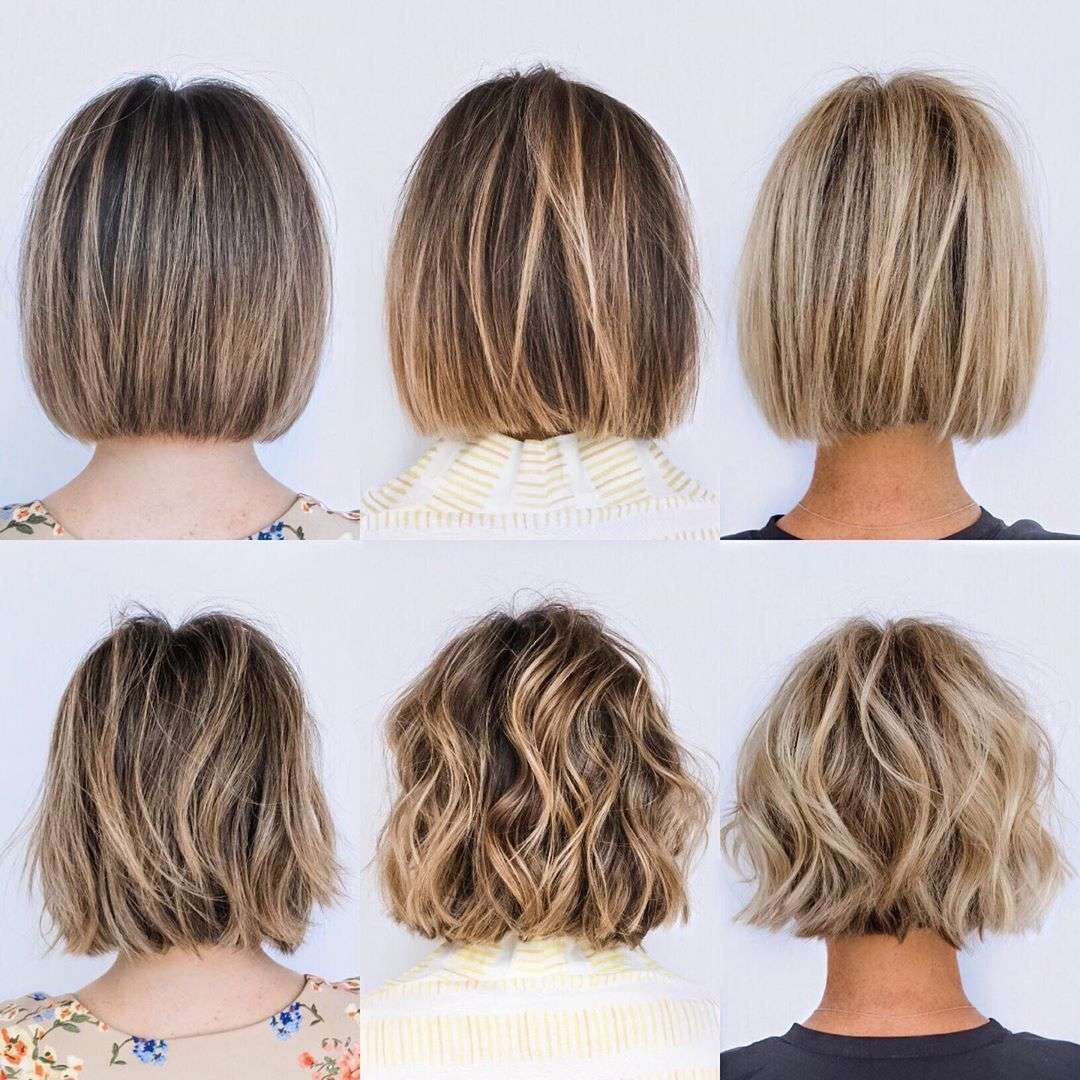 The Most Modern Hair Style of All Time: Short Bob Hairstyle