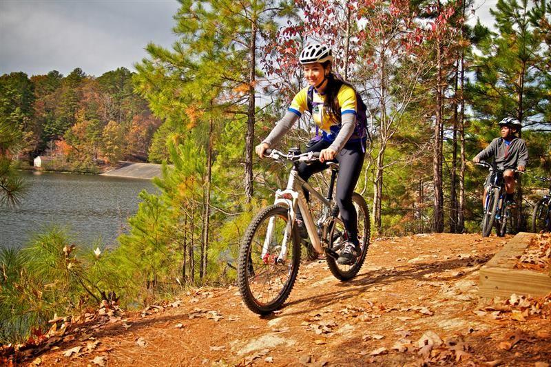 How and Where to Mountain Bike in Birmingham Mountain