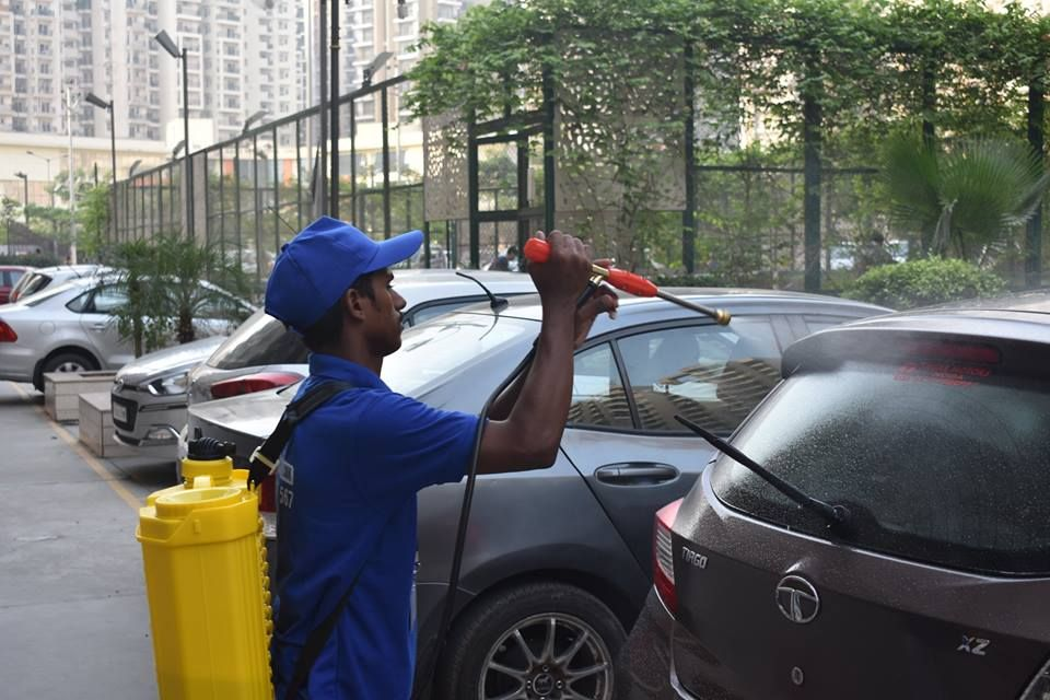 Daily Car Cleaning, Could Do a Little Care of Car.