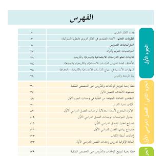 دليل المعلم في الدراسات الاجتماعية للصف الخامس الاساسي 2019 Map Language Map Screenshot