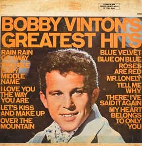 Bobby Vinton - Bobby Vinton's Greatest Hits: buy LP, Comp at Discogs