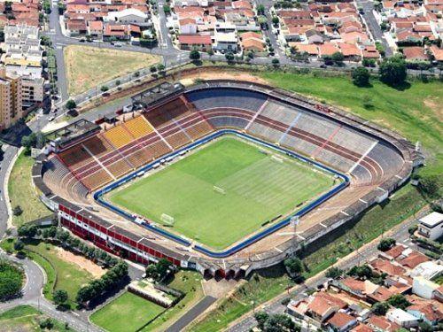 Estádio Benedito Teixeira (Teixeirão) - São José do Rio Preto