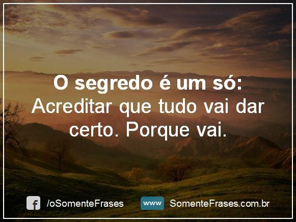 Frases Perfeitas Para Facebook Positividade Pinterest