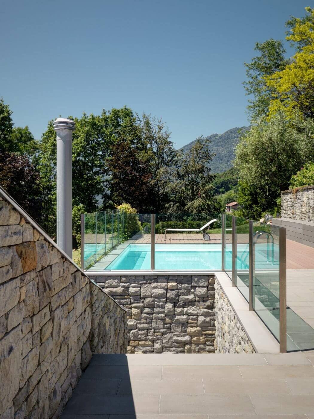 Villa Carber By Buratti Architetti Misc Pinterest Villas  # Muebles Serrano Castelldefels
