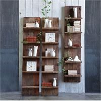 Elmwood Shelves from Pfeifer Studio