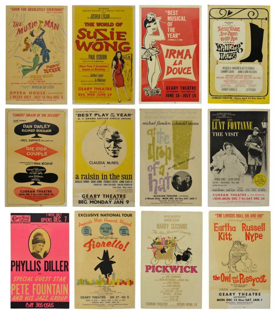 Vintage Posters 1960s