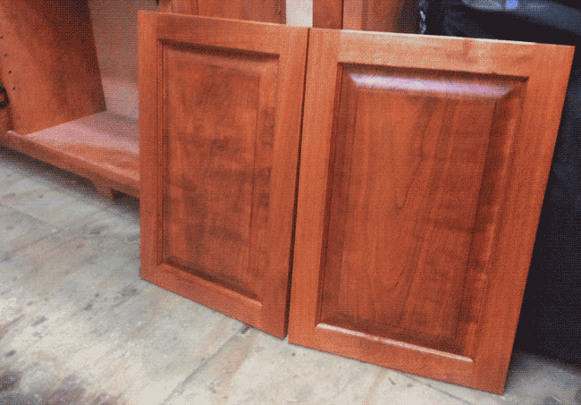 Solid Wood Cabinet Panels and Options | Solid wood ...