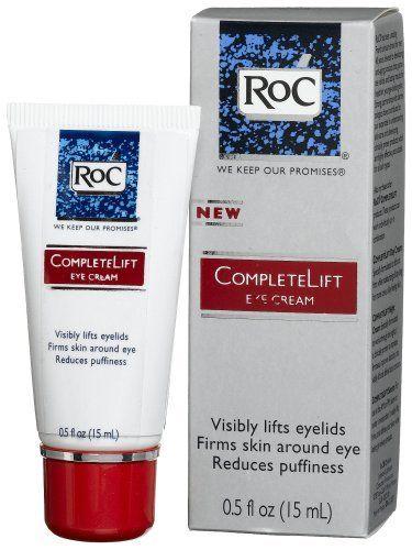 Roc Complete Lift Daily Moisturizer Spf 30 1 3 Ounce Tubes Very Good Daily Moisturizer Http Amzn To Hzaquz Eye Cream Eyelid Cream Skin Firming