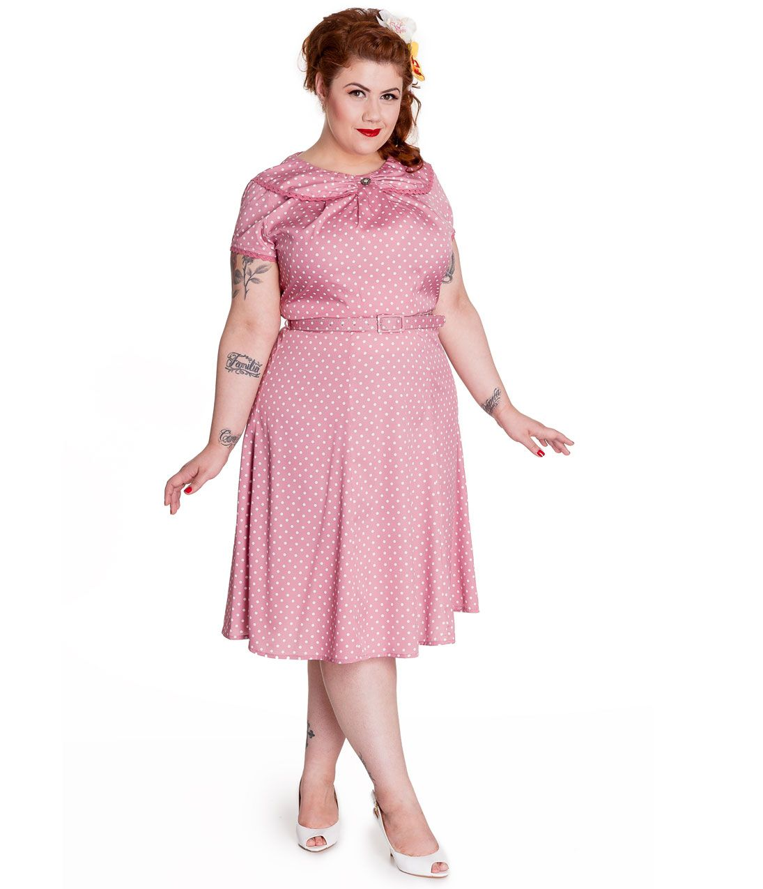 Retro 1950s Polka Dot Dresses for Sale | 1940s style, 1940s and ...