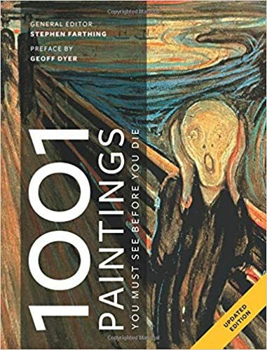 1001 Paintings You Must See Before You Die: 9781788400916: Amazon.com: Books