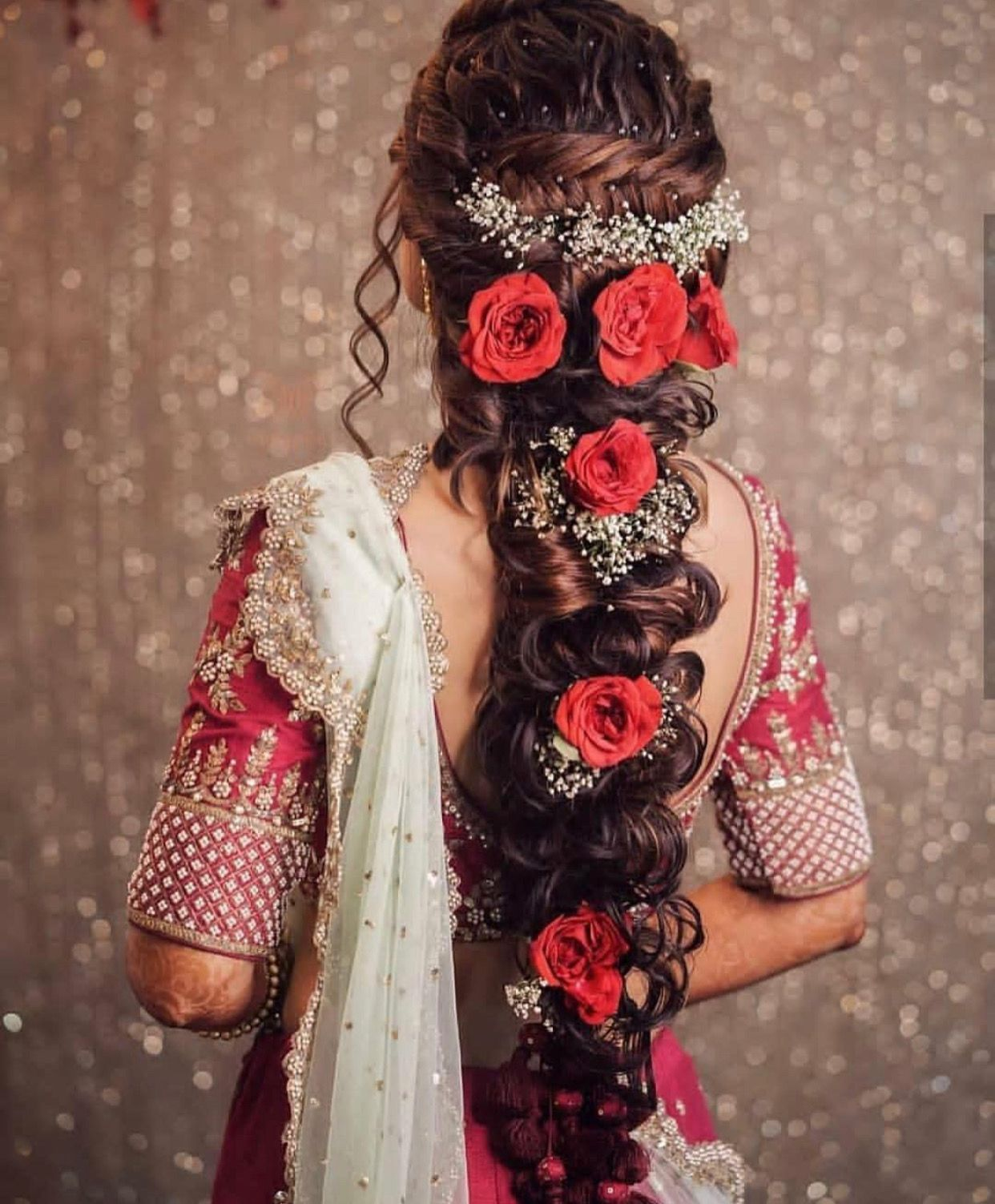 pinterest: @pawank90 | makeup and hair in 2019 | hair styles